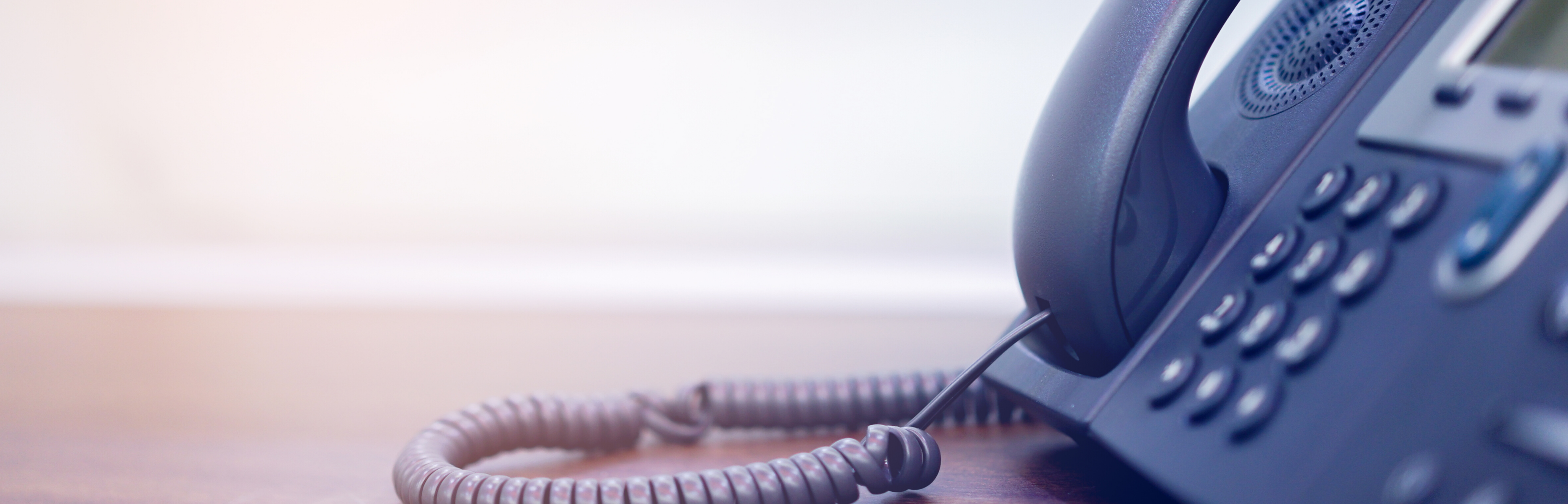 Landline phone in an office setting - BOI Payment Acceptance (BOIPA)